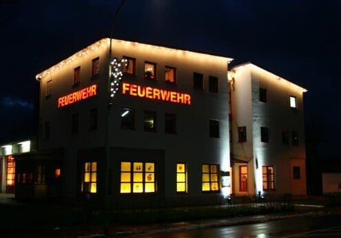 Adventskalender 2012 der Feuerwehr Kahl am Main