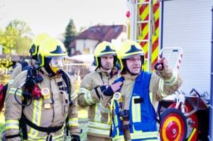 Feuerwehr Kahl im Einsatz