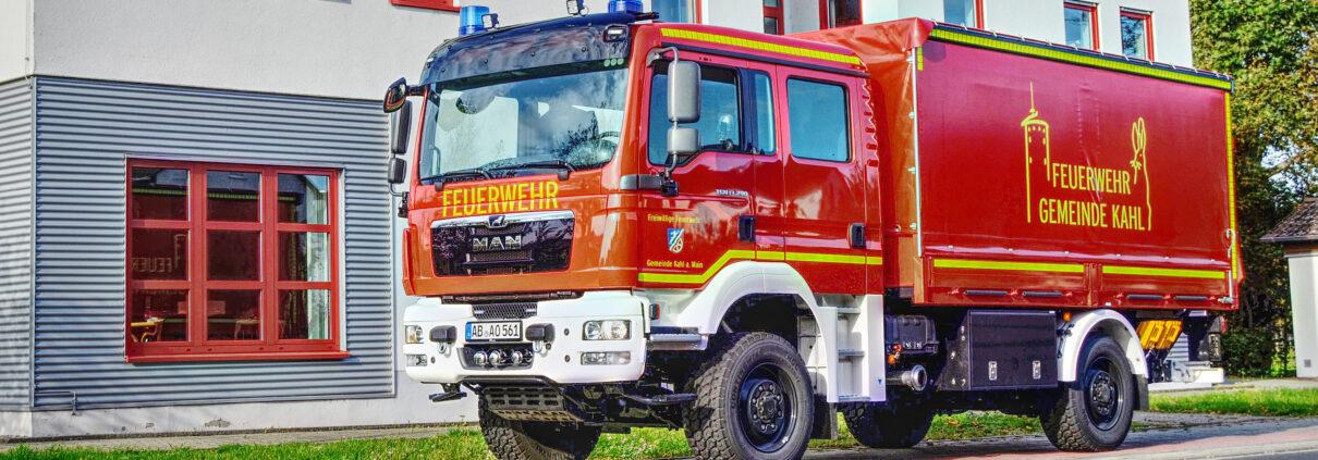 Feuerwehr-Gemeinde-Kahl